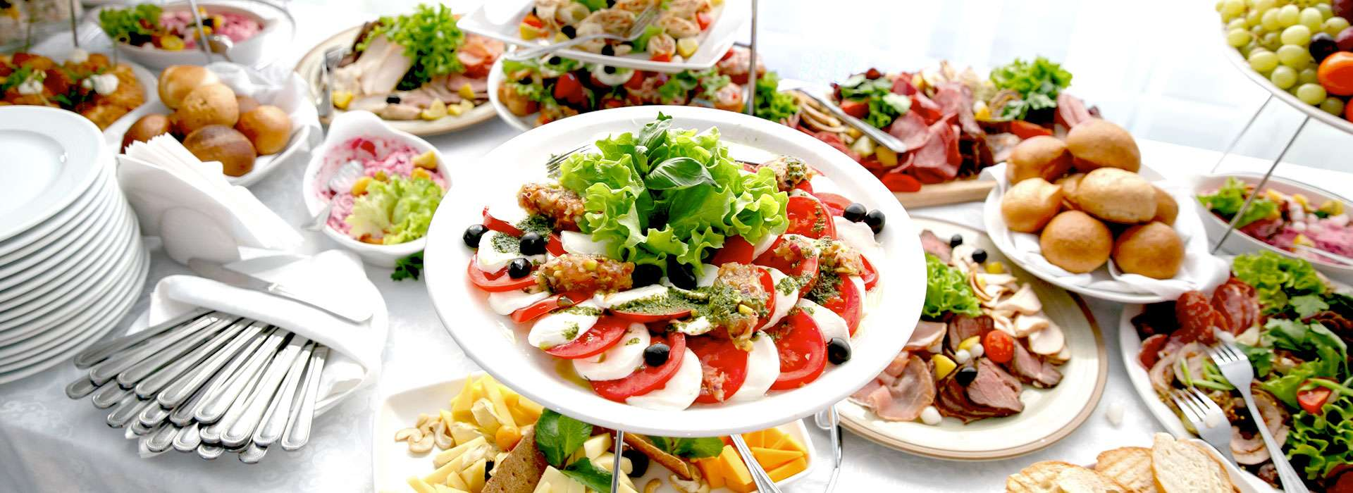 Laubster's Catering - Best Central Florida Corporate Events Catering