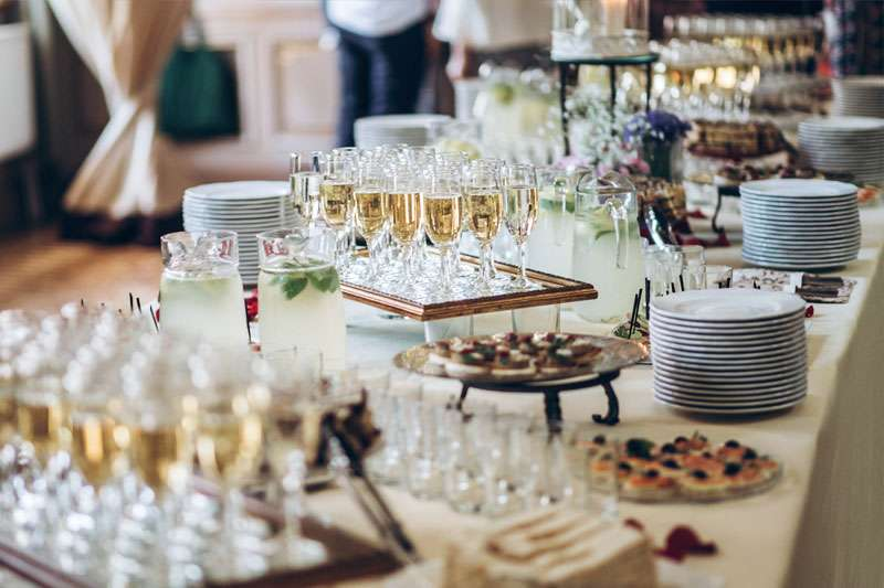 Best Central Florida Corporate Events Caterer