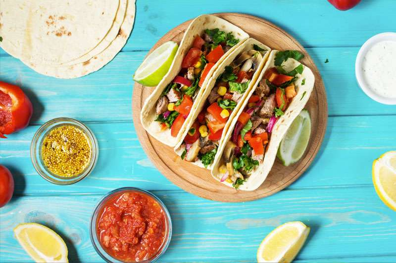 Photo of tacos