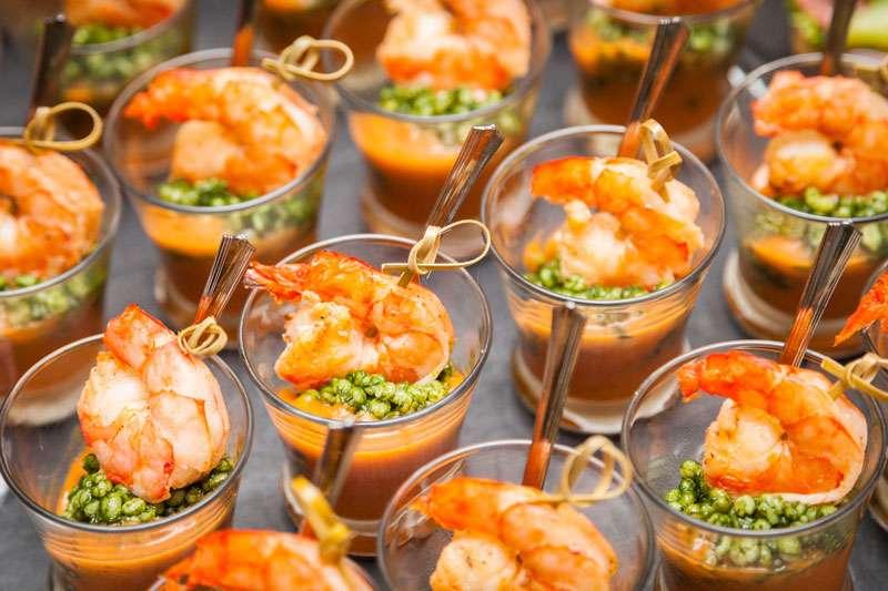 Photo of shrimp dish