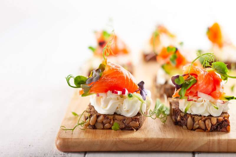 Photo of Smoked Salmon dish